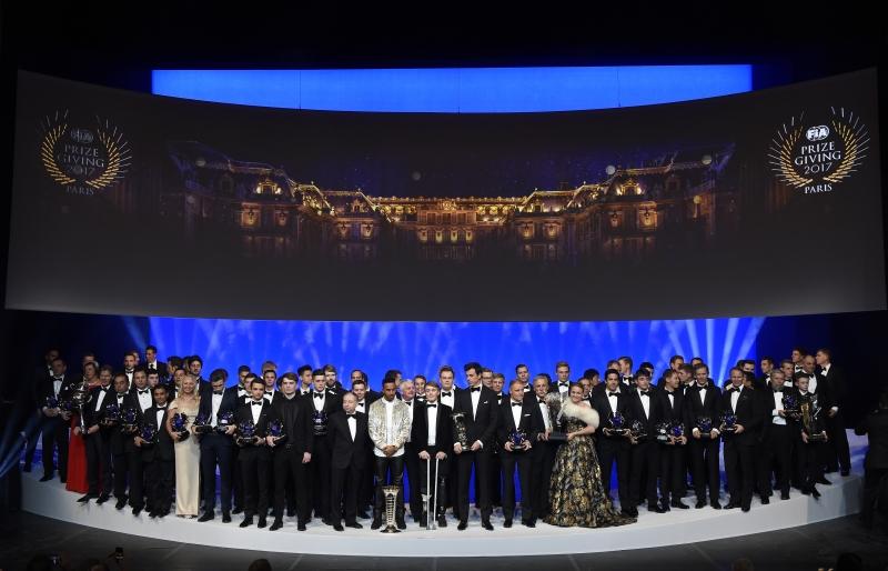 Cena de Gala FIA 2017 - Versalles
