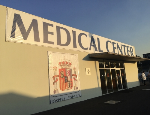 El lugar más seguro del Autódromo Hermanos Rodríguez: el Centro Médico