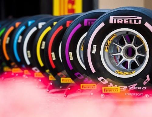 Pirelli revela los compuestos para las 3 primeras carreras de 2018