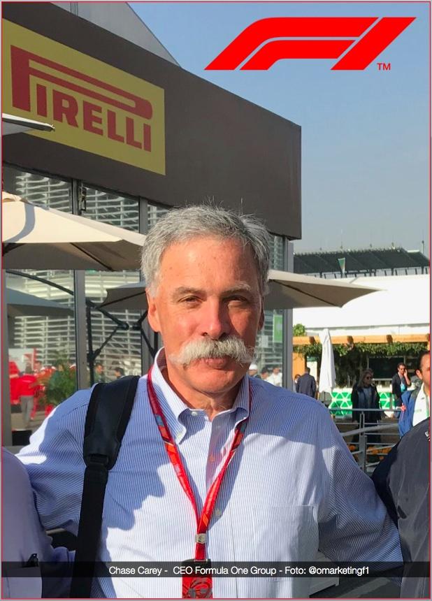 Formula Uno anuncia asociaciones con líderes independientes. @omarketingf1