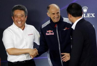 Franz Tost confía en Honda como corporación