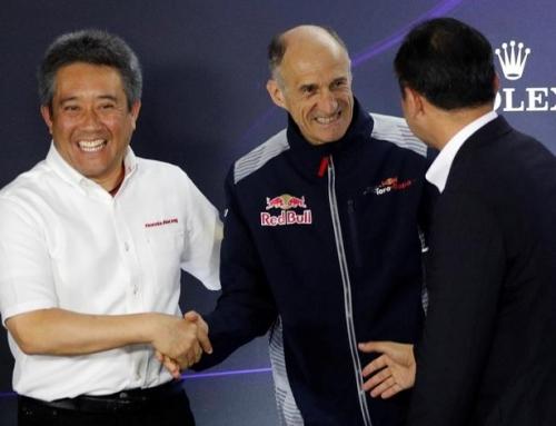 "Tost atiza a McLaren: ""El motor Honda no es tan malo como dijeron"""