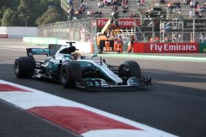 lewis Hamilton - Mercedes / Foro Sol - Gran Premio de México 2017 / Autódromo Hermanos Rodríguez. Foto: Omar Álvarez - @omarketingf1