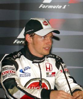 Jenson Button BAR-Honda - Monaco 2004 Foto: @omarketingf1