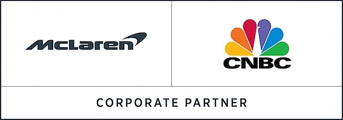 McLaren firma acuerdo con CNBC. @omarketingf1