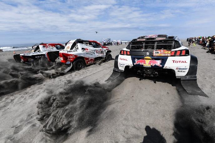 Dakar 2018 Etapa 11