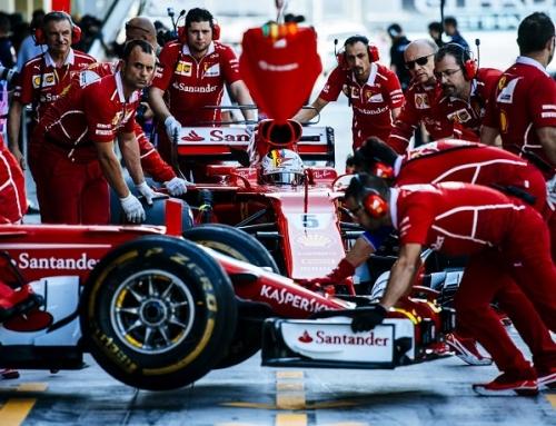 El peso de los pilotos preocupa y habrá nuevas masas para 2019