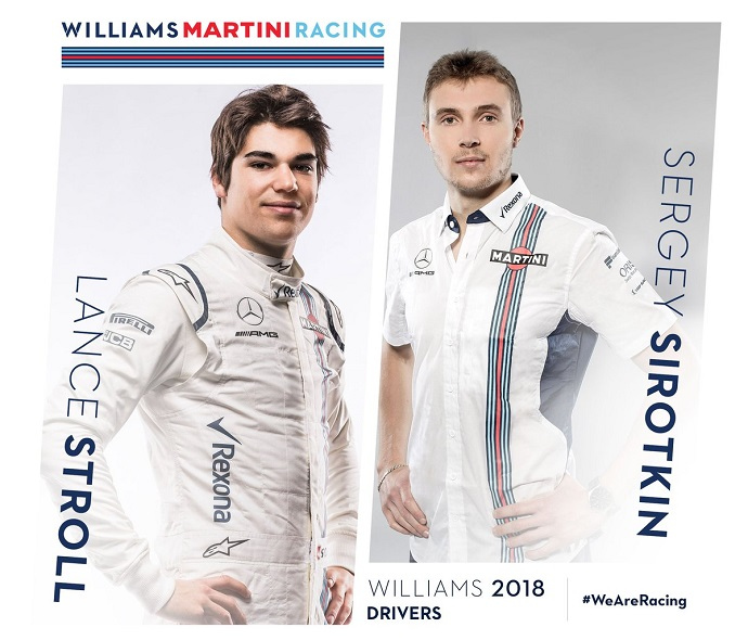 Sergey Sirotkin piloto oficial Williams Adios Regreso Kubica