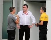 Boullier reunido con Renault