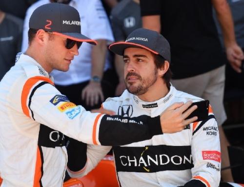 """Brown: """"Tenemos a tres pilotos enormes"""""""
