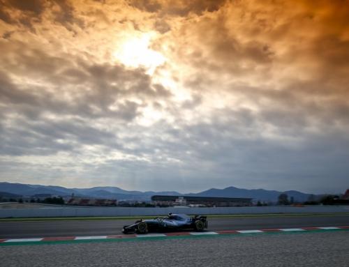 F1 Test Day 2: Mercedes se pone las Bottas para el frío