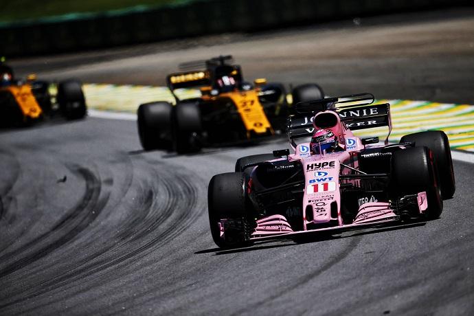 Force India lo tendrá complicado en 2018, según Szafnauer