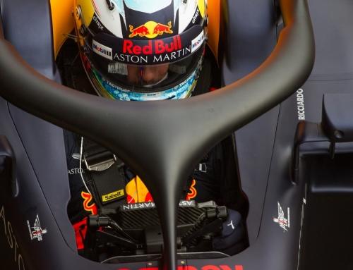 Las mejores imágenes del primer día de Test de Fórmula 1 en el Circuit de Catalunya