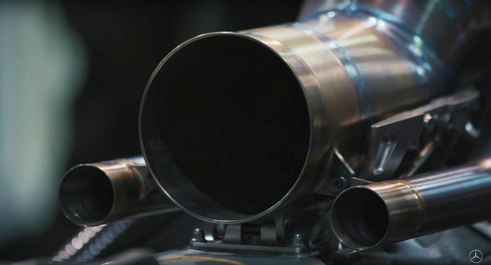 Mercedes enciende por primera vez su nuevo motor