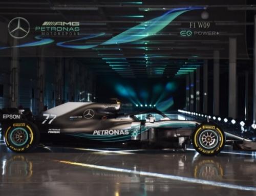 Mercedes presenta su nueva arma letal: el W09 EQ POWER+