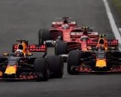 Daniel Ricciardo confía en la capacidad de Red Bull para volver a lo más alto en 2018