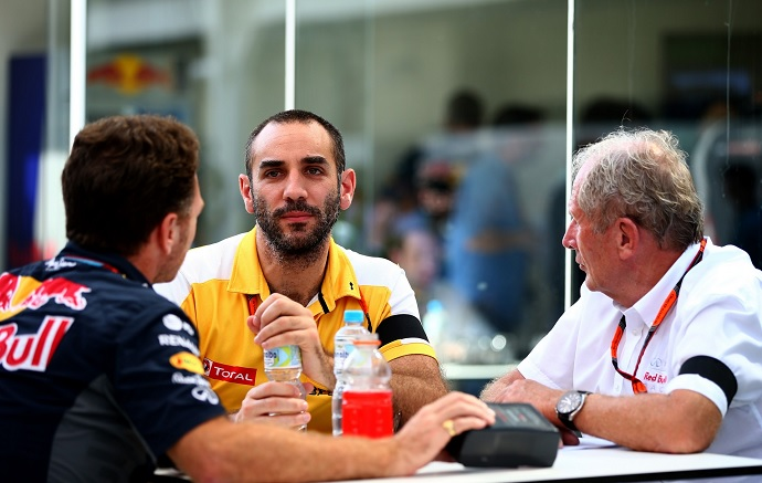 Helmut Marko se sorprende gratamente por la dedicación del motorista Honda