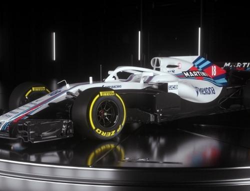 Os presentamos el nuevo arma de Williams, el FW41