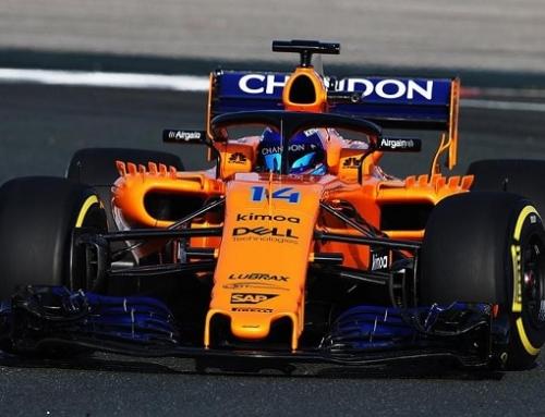 Primeras impresiones de Alonso sobre el MCL33