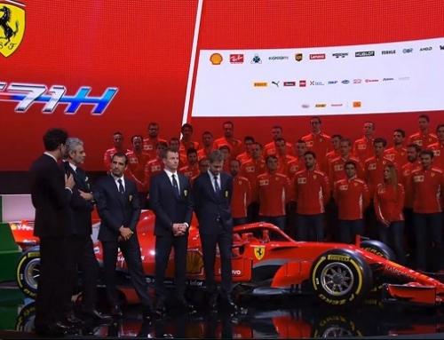 El SF71H, la nueva montura de Vettel y Raikkonen
