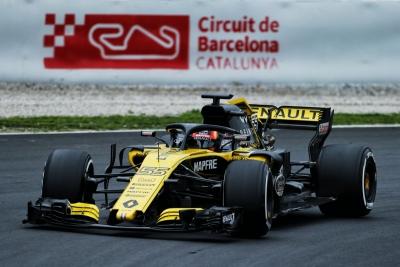 Carlos Sainz no piensa en el futuro; comprometido al máximo con Renault para 2018