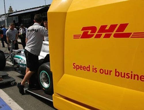 DHL Seguirá moviendo a la Fórmula 1