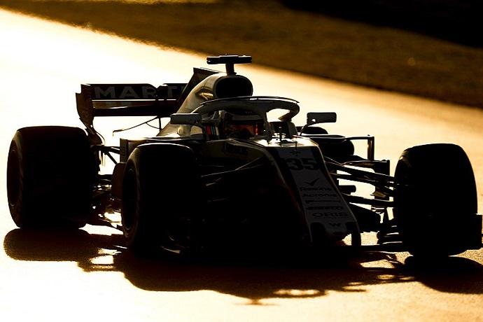 Fiabilidad sin velocidad para el equipo Williams