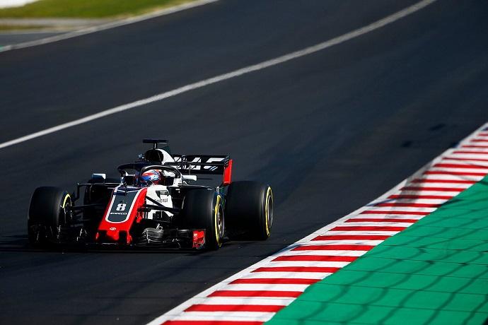 Haas arregla la pretemporada en los dos últimos días