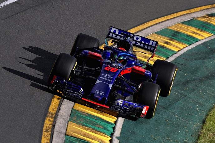Honda vuelve a las andadas en la primera carrera