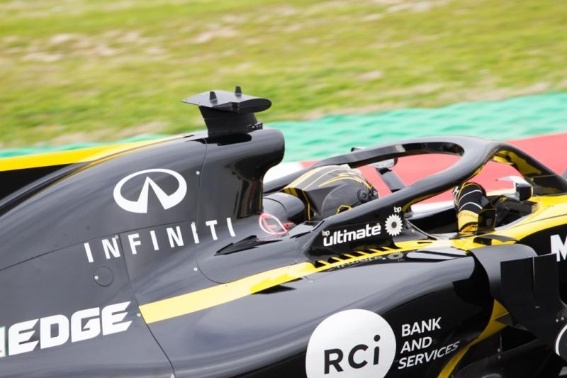 Las mejores imágenes de los Test de Fórmula 1 en el Circuit de Catalunya