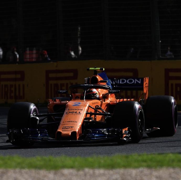 McLaren Renault tiene un primer GP ilusionante (Vandoorne)