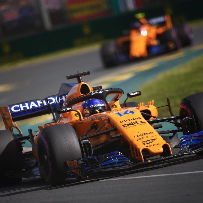 McLaren tiene un primer GP ilusionante