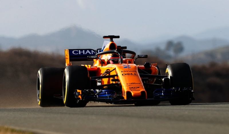McLaren con sensaciones positivas de cara a Melbourne