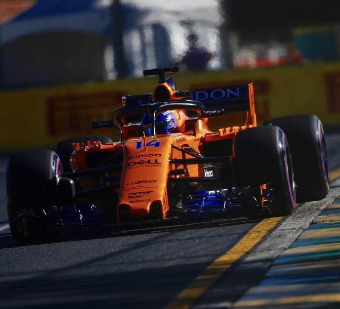 McLaren se queda a las puertas de la Q3 (Alonso)