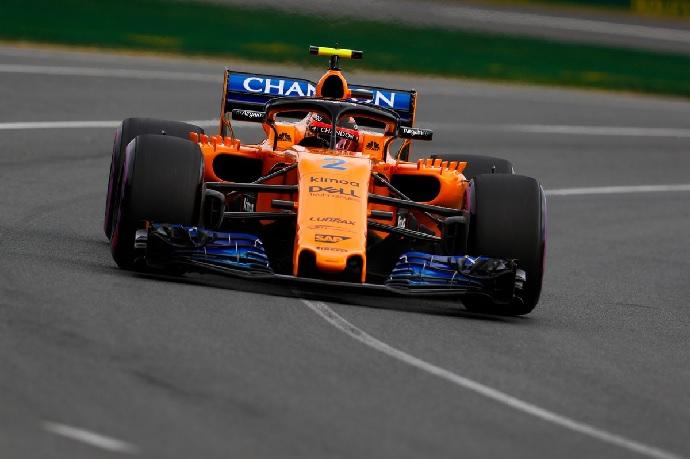 McLaren se queda a las puertas de la Q3