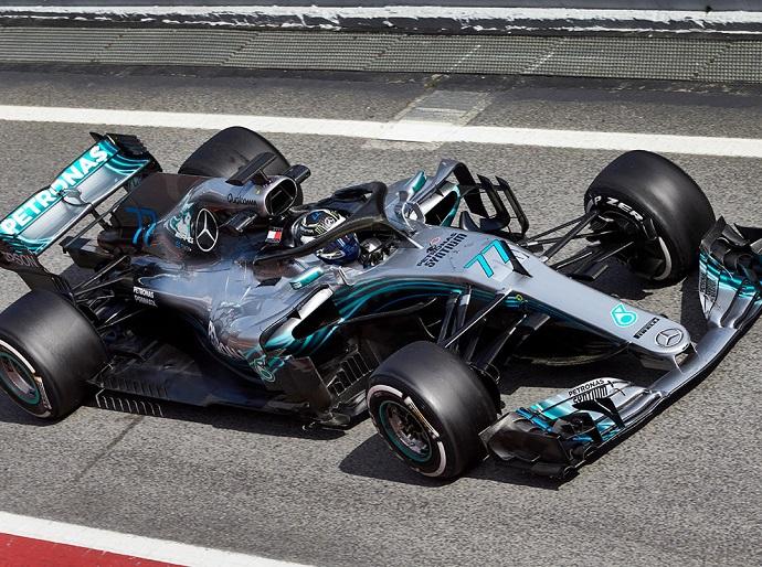 Mercedes culmina dos semanas con los deberes hechos