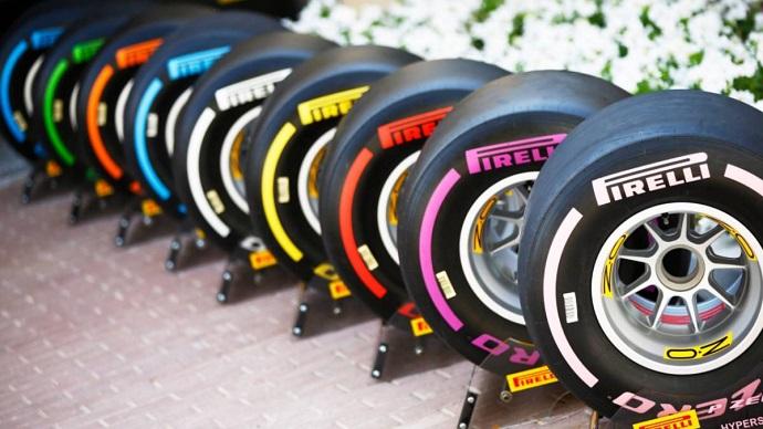 Pirelli, satisfechos con las nuevas gomas de 2018
