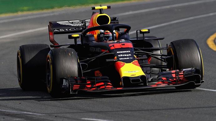 Red Bull ya mira hacia Baréin