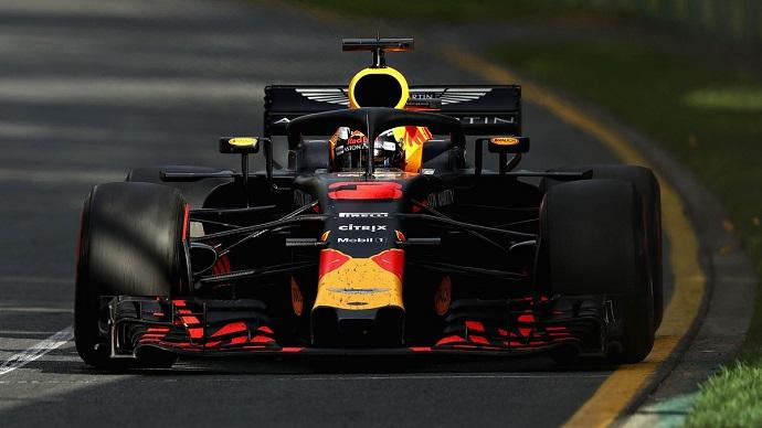 Ricciardo rescata el domingo y se queda cerca del podio para Red Bull