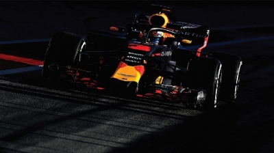 Ricciardo vuelve a dominar en el antepenúltimo día de test