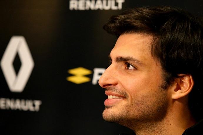 Sainz no cree que Renault supere a McLaren en 2018