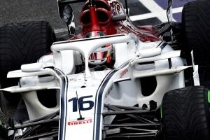 Sauber se queda en Q1 pero deja buenas sensaciones