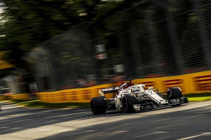 Sauber se queda en Q1, pero deja buenas sensaciones