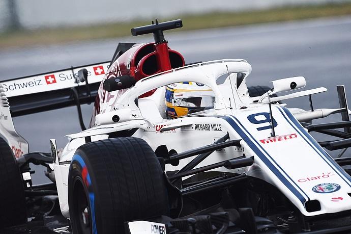 Sauber termina la primera semana de test con una jornada muy productiva
