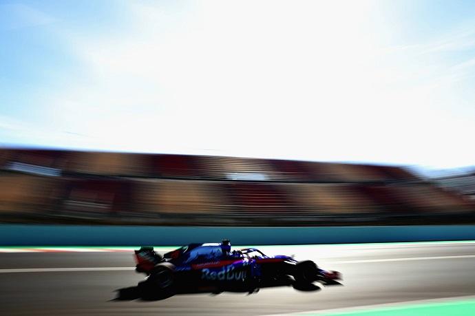 Toro Rosso de nuevo entre los que más han rodado al cierre de los test