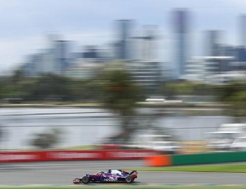 Toro Rosso pierde fuelle en la primera clasificación