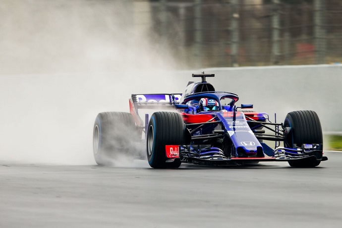 Toro Rosso suma en vueltas el equivalente a dos carreras en el cuarto día de test