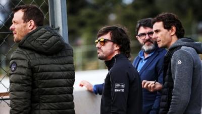 Wurz coloca a Haas por delante de McLaren y Renault