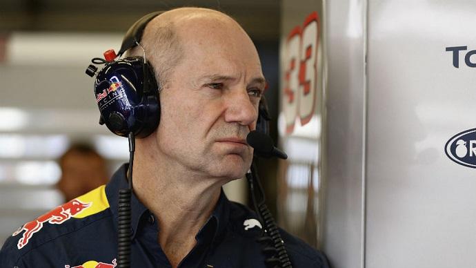 Adrian Newey deja de ser director técnico de Red Bull, Pierre Waché será su sustituto