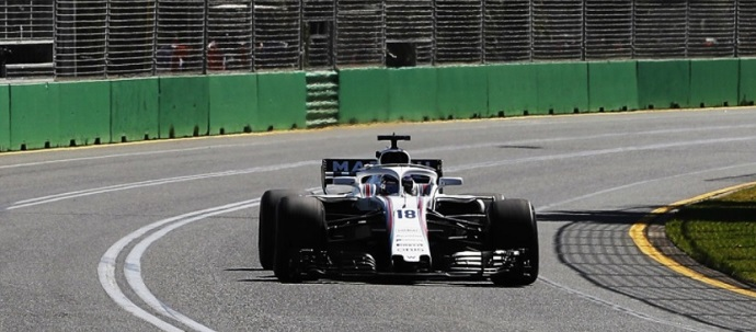 Domingo en Australia-Williams Culminación a un desastroso inicio